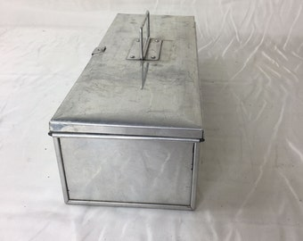 Aluminium cased travel picnic set 1930s