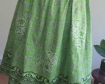 Wax/Wax midi midi skirt skirt