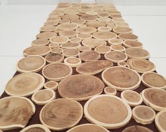 Wood Table Runner