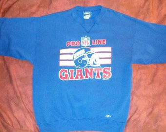 Vintage New York Giants sweatshirt