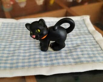 Hallmark Merry Miniature Halloween Black Cat