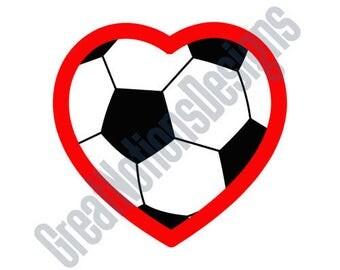 Soccer Ball SVG- HTV- Vinyl Cutting Graphic Art