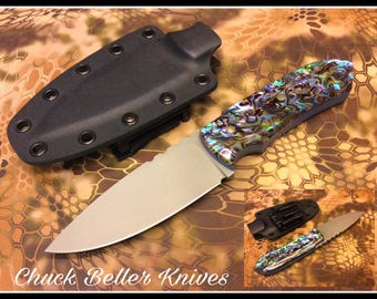 Custom Handmade fixed knife < SOLD OUT >