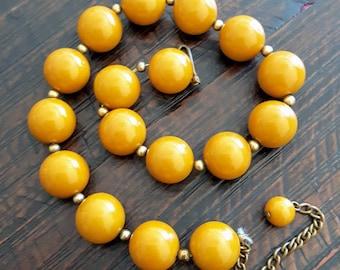 Vintage 1940's Bakelite Necklace | Vintage Bakelite Necklace | Bakelite Jewellery |