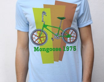 Mongoose 1975 T shirt