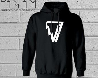 Team Vex7 Black Hoodie!