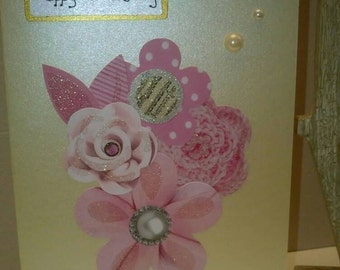 Happy Mothers Day Card A5