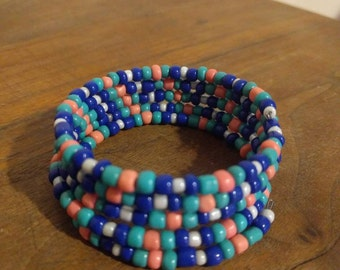 Springy pretty bracelet