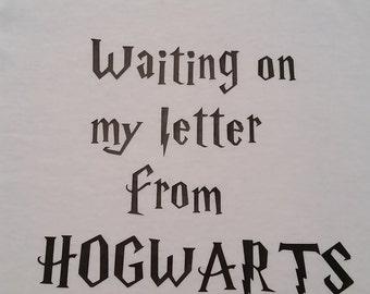 Adult Hogwarts Letter