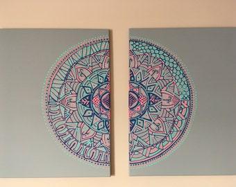 Made to order - mandala painting