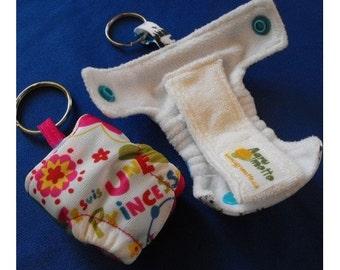 diaper Key chain older