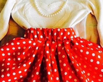 Moriah's Midi Skirt