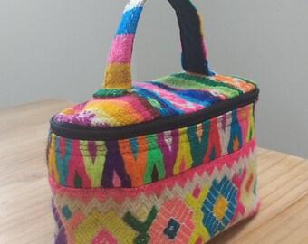 Peruvian Woven Toiletry Bag
