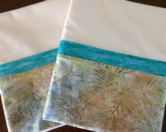 Tropical Island Pillowcases