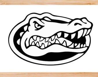 Florida Gators Yeti Tumbler Cup Vinyl Decal