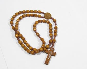 Rosary Crucifix Vintage