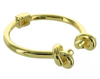 Double knot bracelet