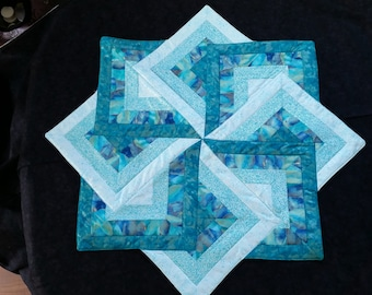 quilted table runner stunning stat desogn