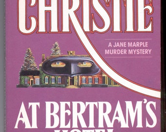 At Bertram's Hotel by Agatha Christie (1965, Softcover)