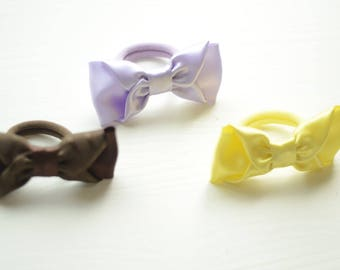 Girl bow elastic, envelope bow, accesories