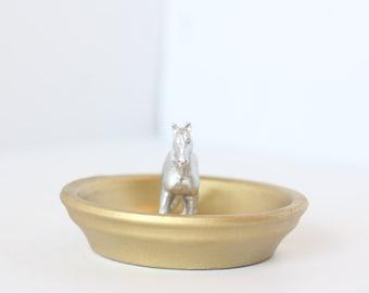 horse ring holder