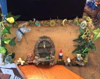 The gnome garden