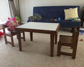 Play Table and chair