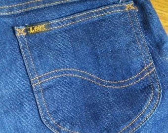 Vintage women's LEE bootcut Jeans 30 33 TALL