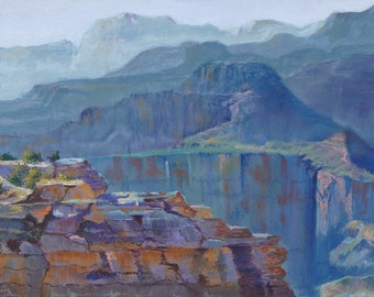 Cascading Blue, Grand Canyon Series