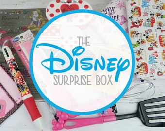 Disney Surprise Box | Mystery Gift Box | Cute | For Children & Adults