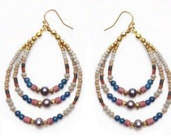 Ramona Earrings by Nakamol