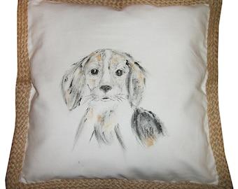 Beagle Puppy pillowcase