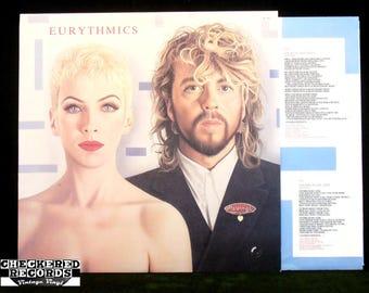 Eurythmics Revenge NM Vintage Vinyl LP Record Album
