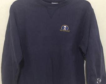 Rare ! Vintage 90s alien workshop sweatshirt