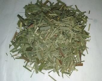 Lemon grass- Hoodoo, rootwork, Witchcraft, spiritual, cleansing, good luck, money, prosperity, Conjure