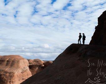 Digital Image/Digital Download/ Arches National Park/ Moab Utah