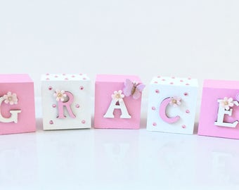 Personalised Block Letters