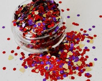 Beautiful Cosmetic Festival Glitter 'Bad Romance'