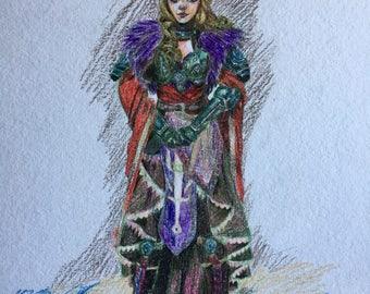 """Cullen """"dragon age"""""""