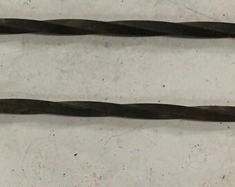 Wrought Iron Deck Railing