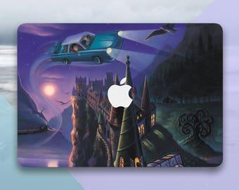 Harry Potter Stikers MacBook Air 13 Stickers Vinyl Potter Air 11 MacBook stikers Apple MacBook  13 Pro Retina 13 Stikers Pro Retina 15