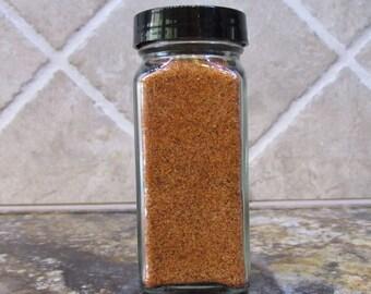 Organic Rib Rub 2.5 oz