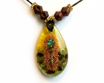 Mother Earth Pendant