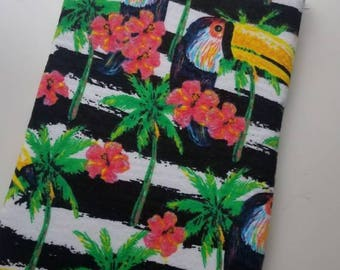 Tropical book sleeve - all sizes