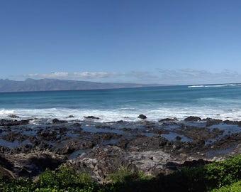 Maui, Ocean Meets Sky