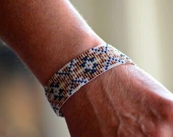 Weaving Bracelet Miyuki Handmade