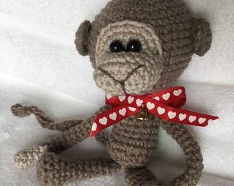 Little pretty monkey