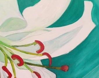 Dynamic Lily