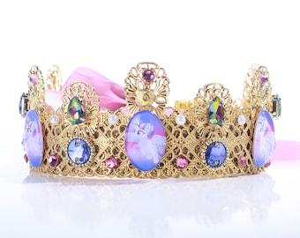 Twilight Sparkle Crown My Little Pony Crown,Shopkins Crown,Little Pony Crown,My Little Pony Headband,Shopkins Headband,Pinkie Pie Headband