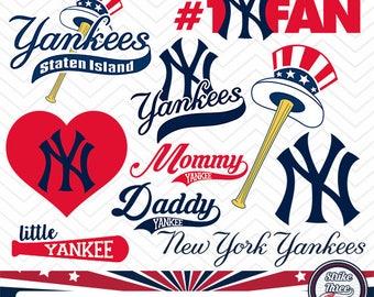 New York Yankees baseball team, baseball league, baseball logo, STS-019